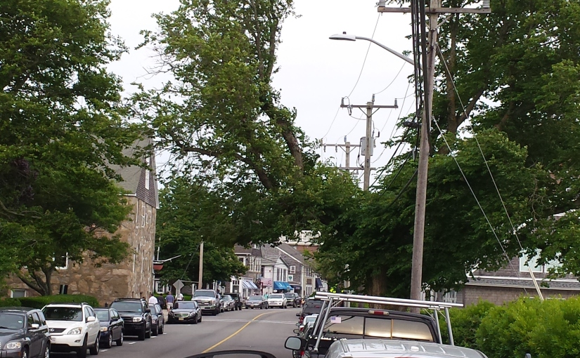 Woods Hole Street View