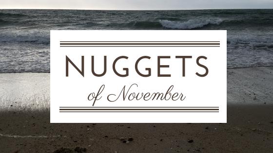 Nuggets of November