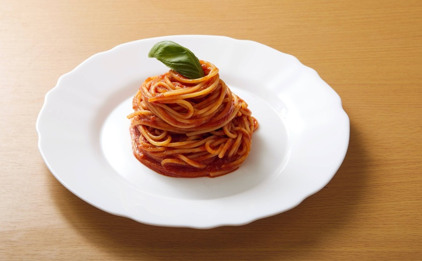 Monday Musings: Spaghetti, Anyone?